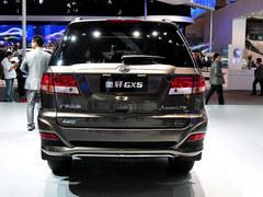奥轩GX5 2.4 汽油自动两驱天窗版