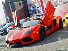 2年产2000台 兰博基尼Aventador热卖