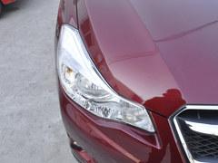 都市中的激情 斯巴鲁XV精英版新车实拍