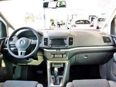 大众全尺寸7座MPV新夏朗 安徽隆重上市