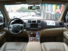 广丰汉兰达现金优惠1.4万 少量现车在售