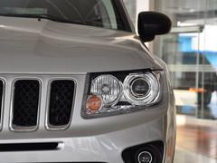 锋芒尽显于都市 实拍2011款Jeep指南者