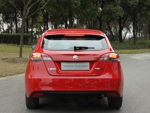 上汽MG5全系让利2.8万 已跌破6万售价