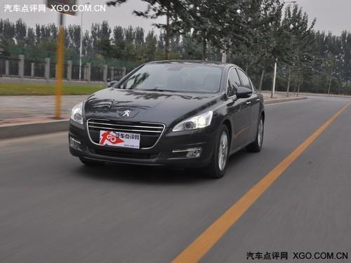 东风标致508南京送2千装潢 少量现车