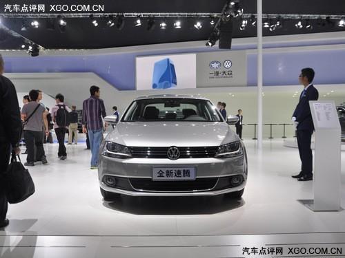 今年2月上市 一汽-大众新速腾车型解析