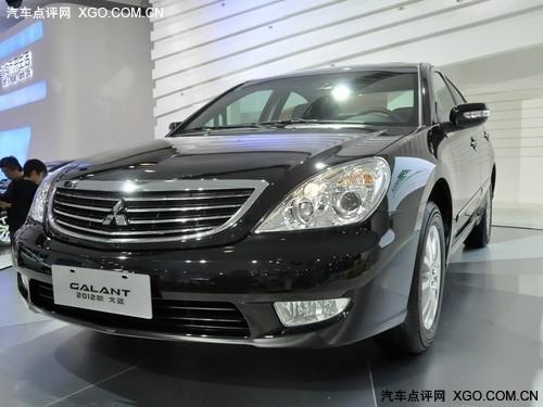 三菱戈蓝2012款上市 老款戈蓝1.1万钜惠