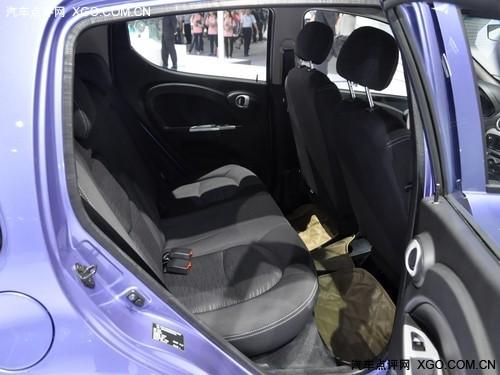配置升级 2012款奔奔MINI12月20日上市