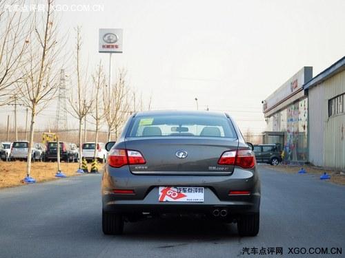 订车送3M全车贴膜 长城腾翼C50火爆预定