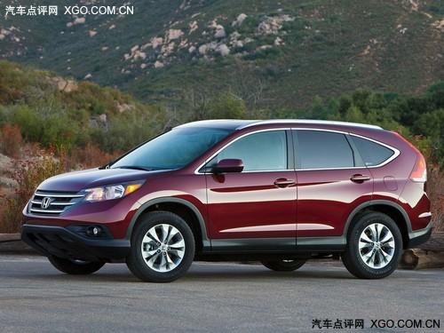 或明年年中上市 新CR-V将亮相北京车展