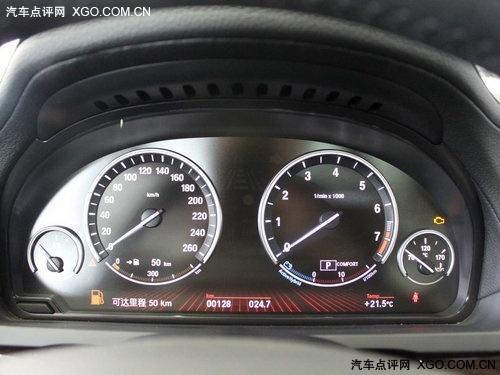 更少油耗 BMW发动机节能自动启停功能