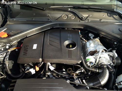 BMW 1系在西安上市 与生俱来的自我风格