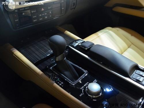 将推5款车型 雷克萨斯新一代GS配置曝光