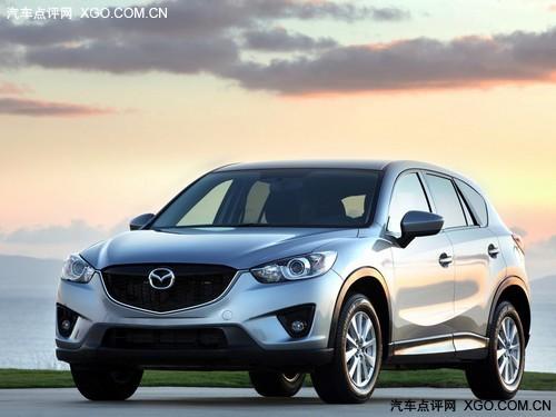或售21.98-27.98万 马自达CX-5七月上市