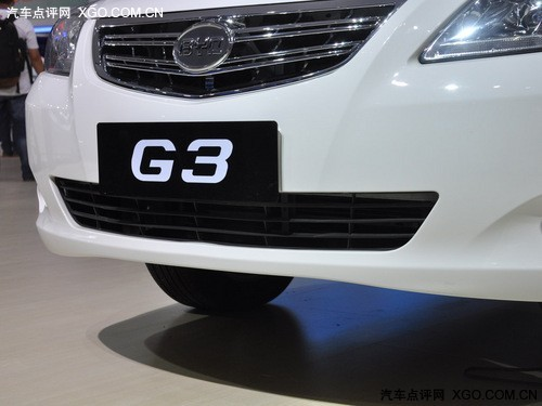 比亚迪比亚迪G3其它与改装