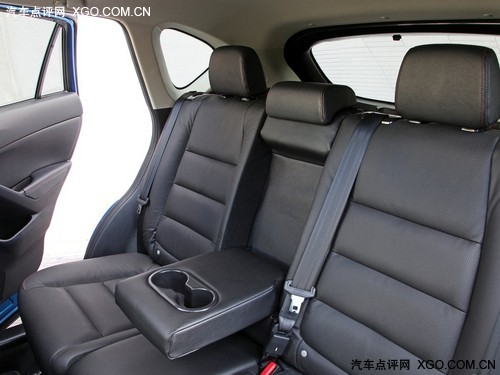 明年进口销售CX-5 马自达重兵布局A级车