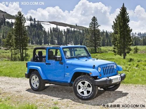 天性桀骜 2011款Jeep牧马人现车到店