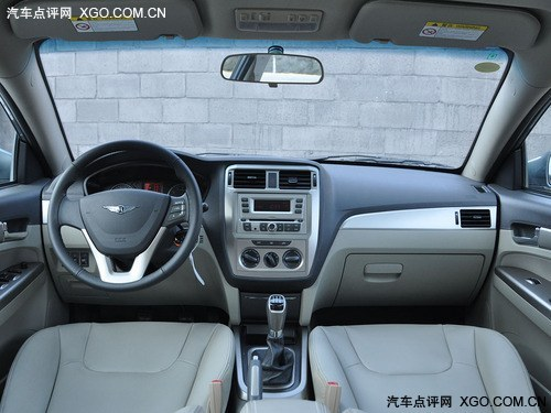 一种排量 四款车型 奇瑞瑞麒G3今日上市高清图片