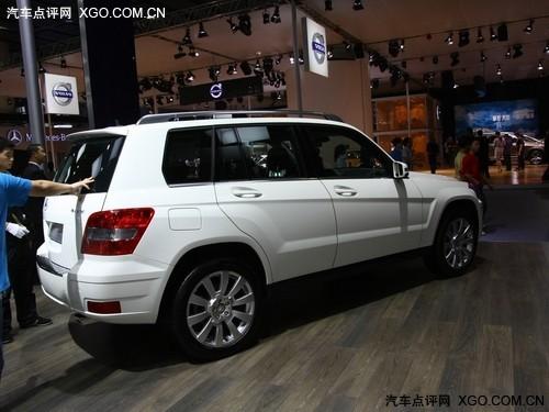首推3.0L车型 北京奔驰GLK或4月上市