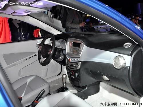 搭1.6L发动机 一汽欧朗预计明年3月上市