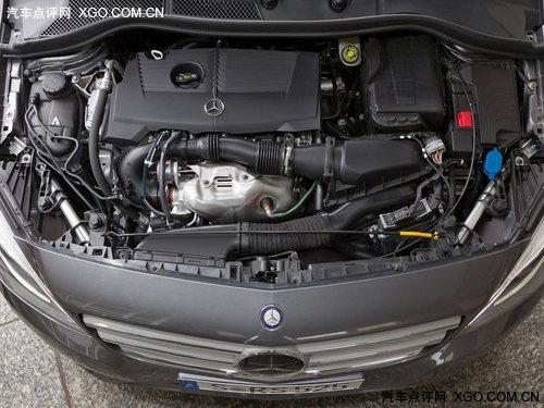 搭载1.6L增压引擎 全新奔驰B级明年入华