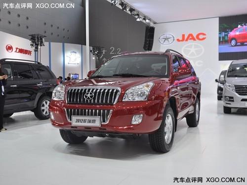江淮瑞鹰城市版SUV享万元大礼 现车销售