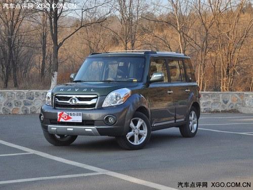 长城哈弗M2累计优惠6千元 部分现车在售