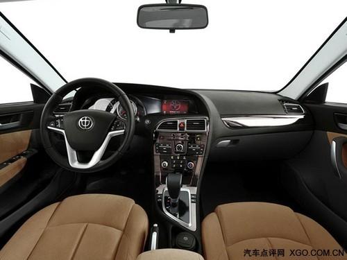 预计价格将超12万 中华V5广州车展上市