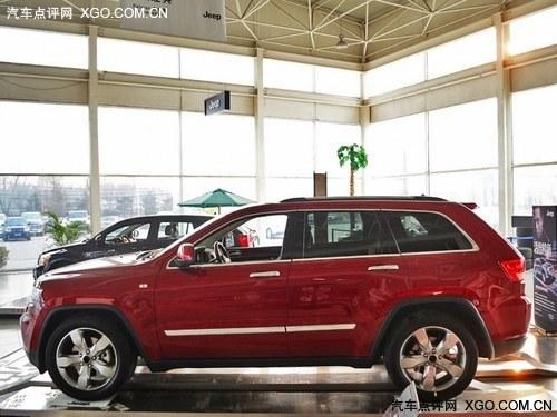 有助于营造更加动感的外形.   jeep吉普大切诺基的新设计体高清图片