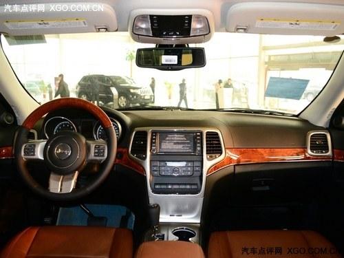 保养550元 Jeep大切诺基用车成本解析高清图片