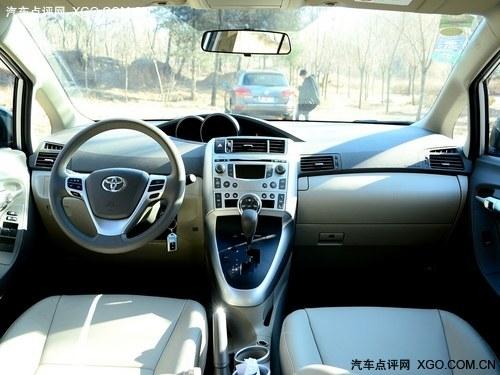 售14.98万元起 广汽丰田2014款逸致上市