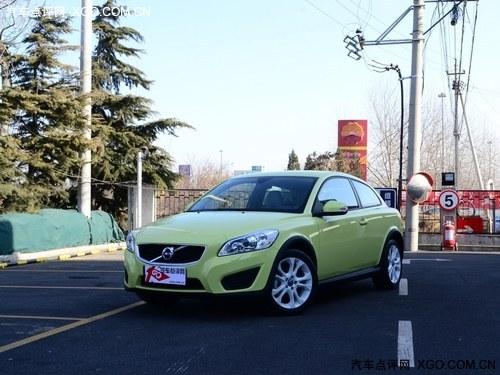 沃尔沃c30南京最高优惠7万 现车充足高清图片