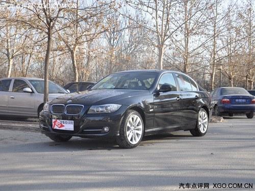 宝马3系南京最高现金优惠11万 现车在售