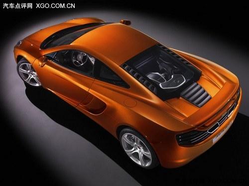 动力将提升 新款迈凯轮12C本月内发布