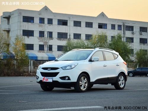 疑似山寨ix35 江淮全新SUV实车谍照曝光