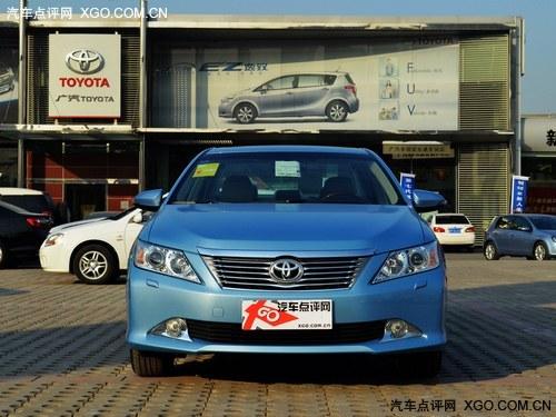 广汽丰田新新凯美瑞 你今天关注了吗?