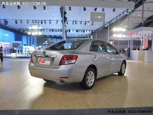2012展望众泰Z300 尽享速度与激情