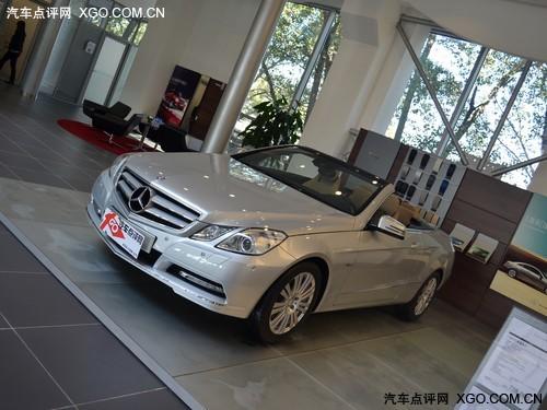2012款 进口奔驰e级 e200 cgi coupe 53.80 38.3 降15.5万高清图片