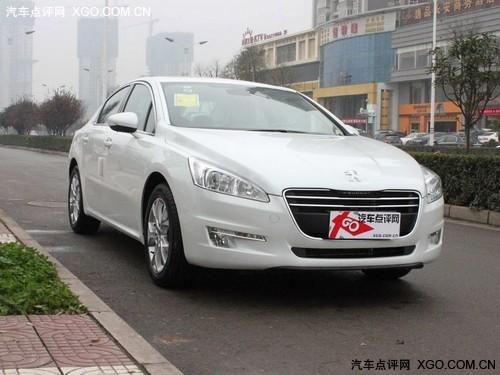 武汉兆丰东风标致308、508现车无需再等
