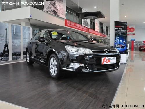 广州车展发布 雪铁龙C5将推2.0+6AT车型