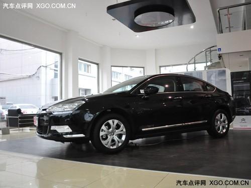 预售19万起 2012款C5将于12月11日上市