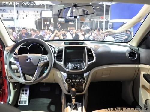 将搭载1.6L发动机 长安逸动明年3月上市