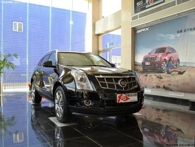 凯迪拉克srx最高优惠五万元 少量现车