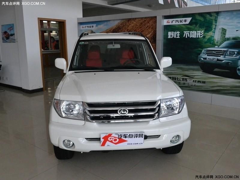 地白2010款 猎豹飞腾 经典版 2.0 四驱舒适型其它与改装图 高清图片