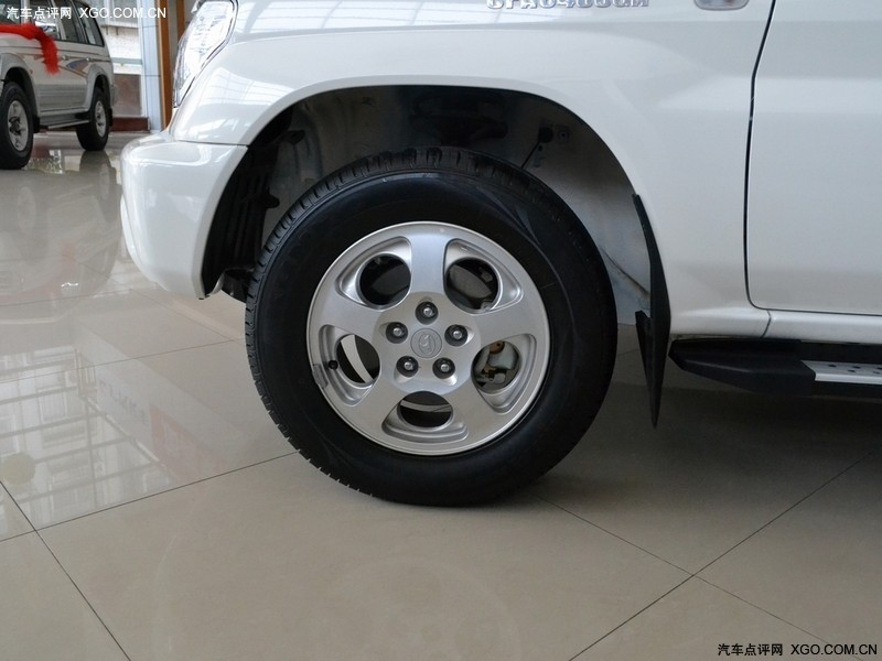 长丰2010款 猎豹飞腾 经典版 2.0 四驱舒适型其它与改装图 高清图片