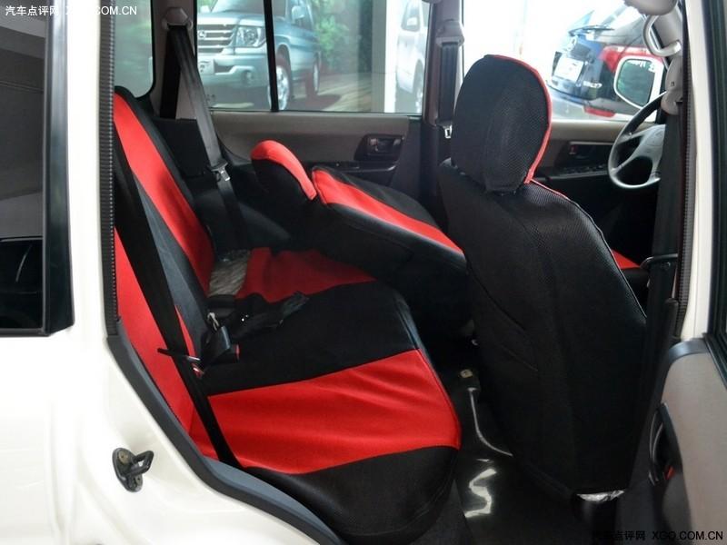 长丰2010款 猎豹飞腾 经典版 2.0 四驱舒适型其它与改装图高清图片