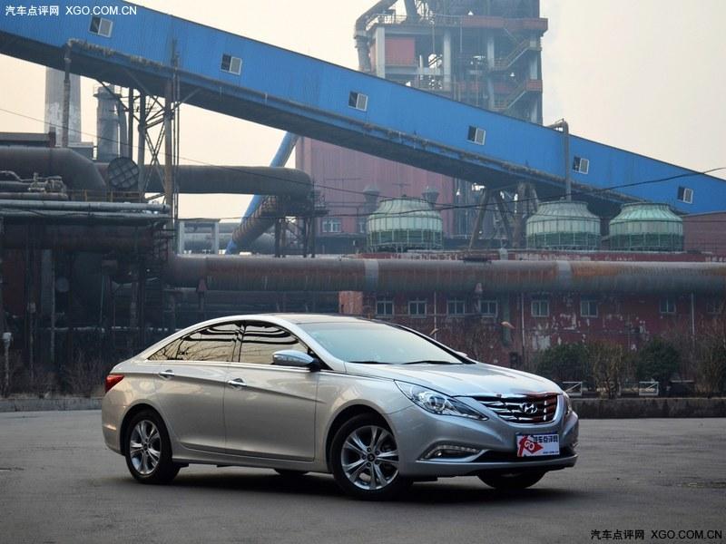 北京现代2011款 索纳塔八 2.0 自动豪华版其它与改装图