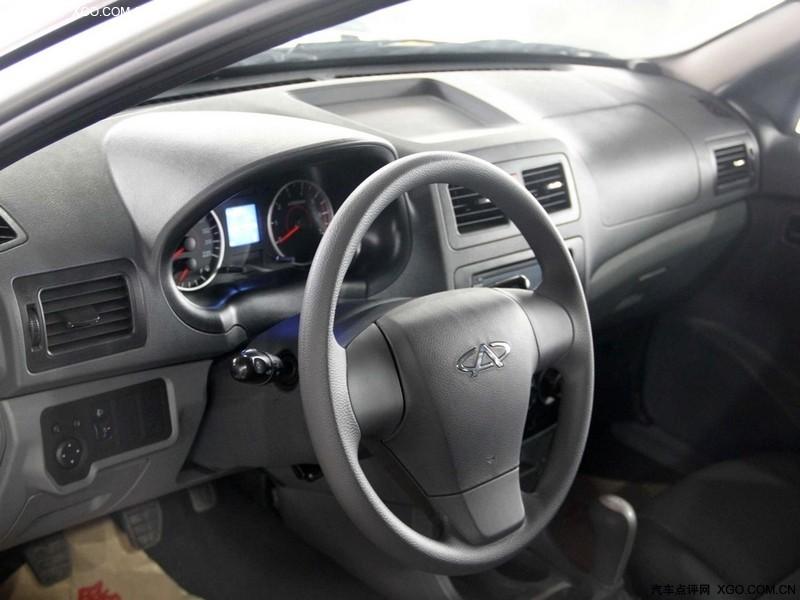 奇瑞汽车2012款 旗云2 1.5mt 豪华型中控方向盘图片3229492 高清图高清图片