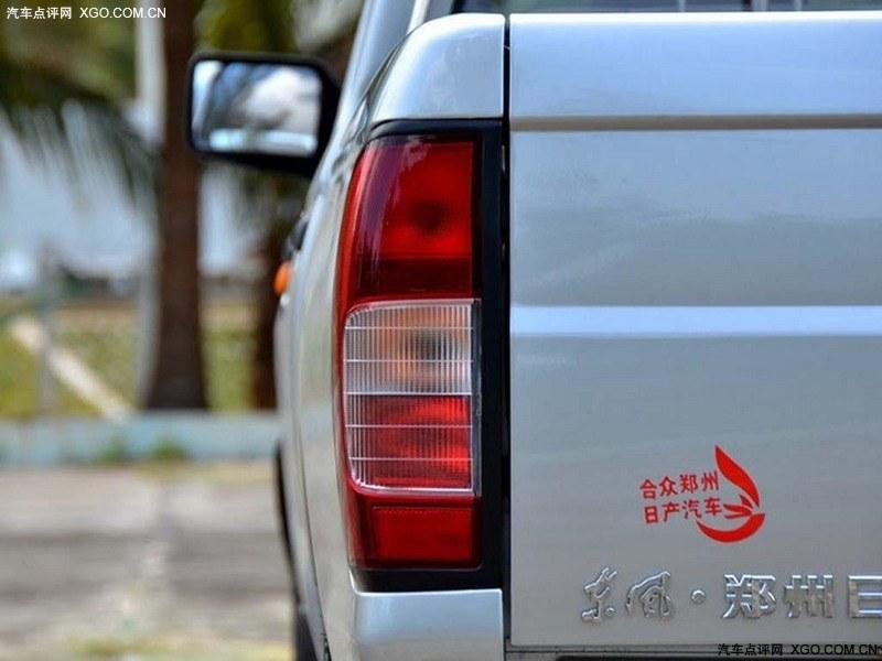 郑州日产2010款 锐骐皮卡 2.5t 四驱豪华型其它与改装图高清图片