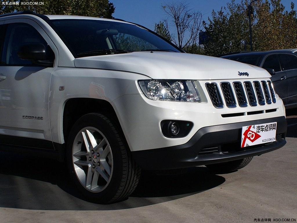 指南者   吉普jeep jeep   jeep指南者轮毂闷骚 改装 ~~   高清图片