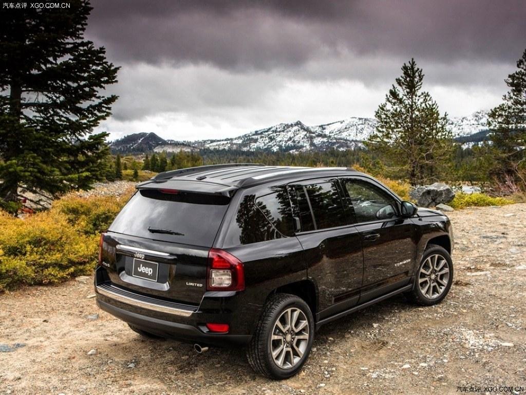 jeep醇黑标准漆2014款 指南者 高清图片